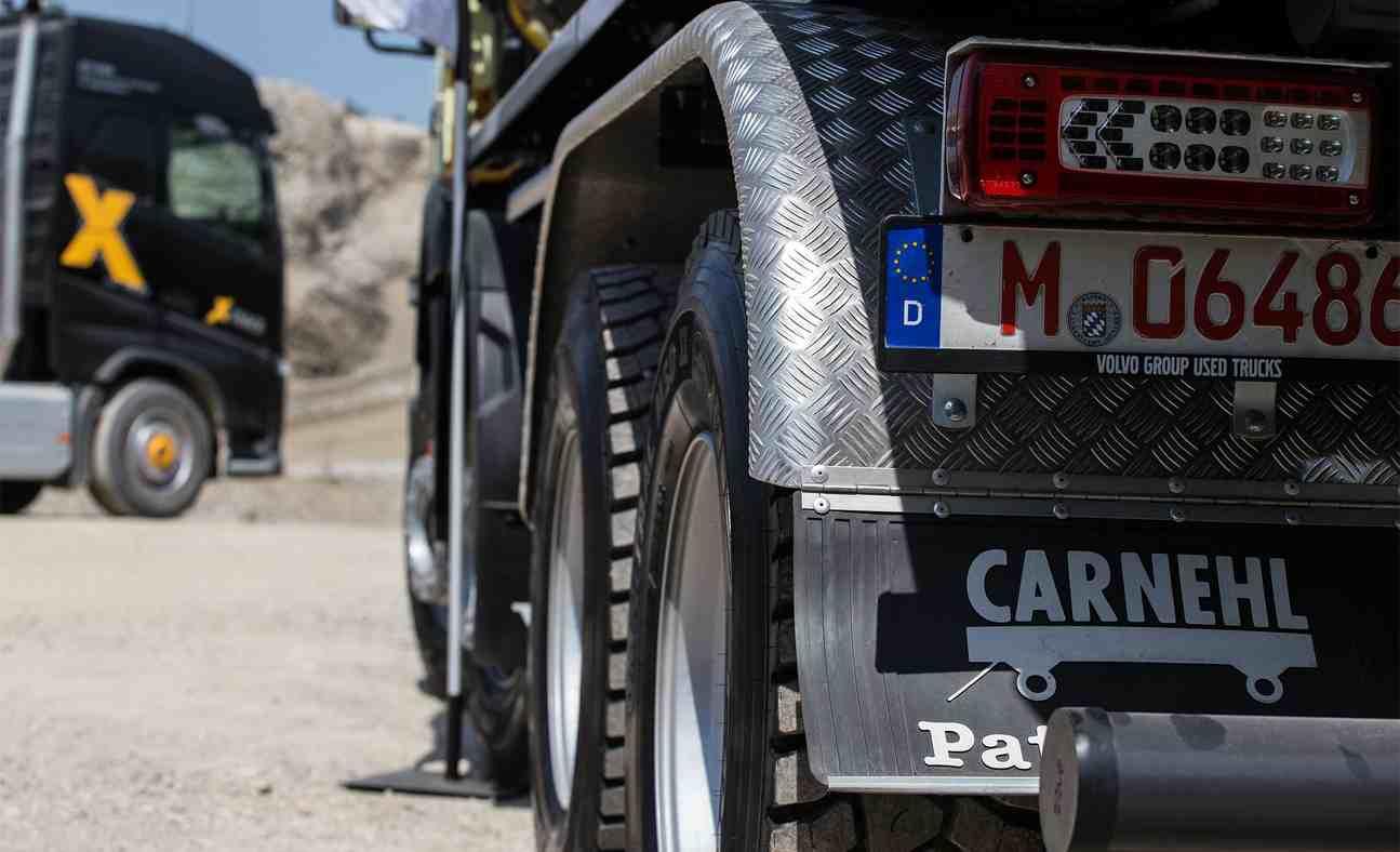 Leyes para transportistas que operan en Fracia